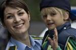 Anna Pihl med sin lille søn - Nåhh, hvor sødt.
