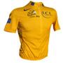 Den gule trøje sprængfyldt med 'energi'