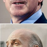 General Sir Richard Dannatt og Tony Blair
