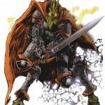 Nemesis - her dog en tegneseriefigur, men meget passende billede