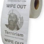 Osama bin Laden toiletpapir