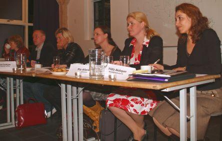 Paneldebat d. 1. oktober i Selskab for ligestilling - fotograf Louis - tv-bella.dk