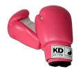 Lyserøde boksehandsker
