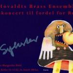 Invitation fra Reden til Julekoncert